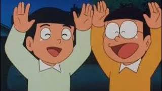 New Doraemon in Hindi Season 6 Episode 40 Gian's Dinner Show!  Cheque Upon Request!