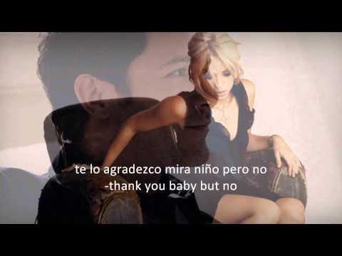 Alejandro Sanz Feat.Shakira-Te lo agradezco pero no