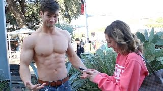 Do Women Want Men With Six Pack Abs? CONNOR MURPHY Finds Out The Truth!
