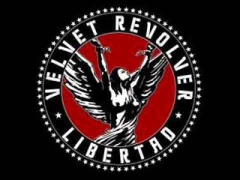Velvet Revolver - Get Out The Door (HQ) + Lyrics