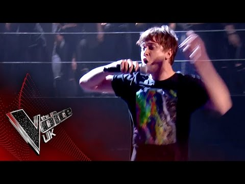 Max performs 'Lonely Boy': The Quarter Finals | The Voice UK 2017