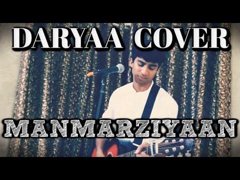 daryaa-|-manmarziyaan-|-amit-trivedi-|-tannish-|-cover