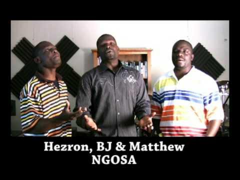 Ngosa Brothers : Umutima Wandi - Acapella