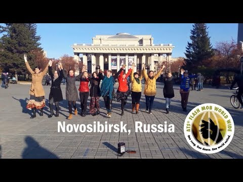 ATS® Flash Mob World Wide 2017 | Novosibirsk, Russia
