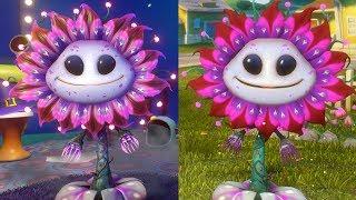 Обзор на ПРИШЕЛЕЦ ПОДСОЛНУХ [Alien Flower] Растения против Зомби: Садовая Война 2