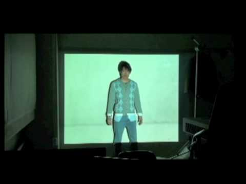Dynamic Projection Mapping (SIGGRAPH2012 Ver.) - YouTube on