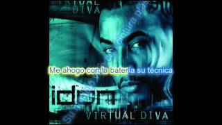 VIRTUAL DIVA IN THE STYLE OF DON OMAR