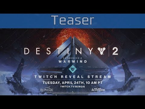 Destiny 2 - Warmind DLC Reveal Teaser [HD 1080P]