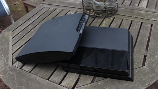 CAUGHT MY PS3 HAVING $EX WITH MY PS4!