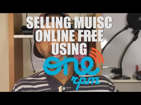 Selling Music Online Free with Onerpm