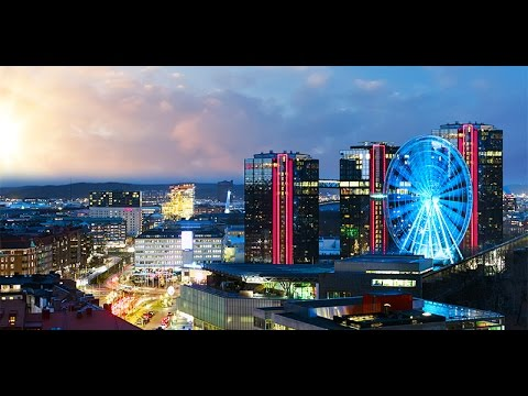 "Gothenburg ""The Beauty of Scandinavia"" - Best Drone Video of Göteborg"
