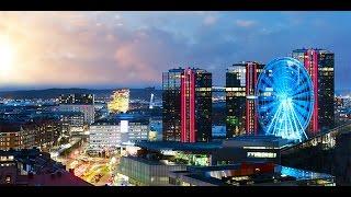 "Gothenburg ""The Beauty of Scandinavia"" - Best Drone Video of Göteborg"