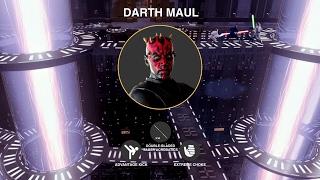 Star Wars Battlefront 2 Hero Concept Arts
