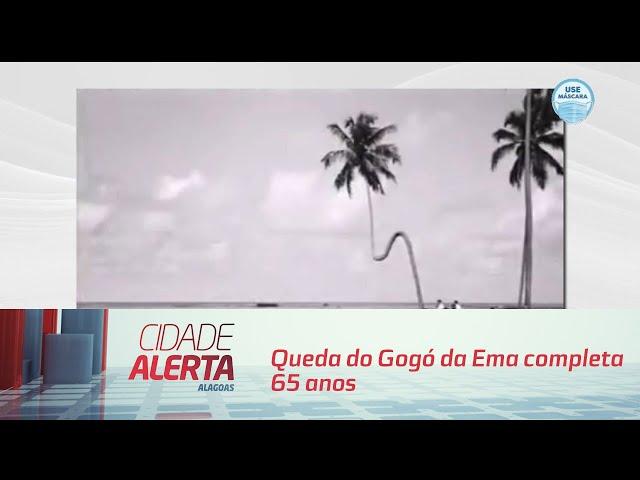 Símbolo da capital: queda do Gogó da Ema completa 65 anos