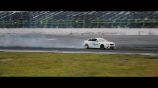 bmw f87 m2 drifting at osw aftermath with active autowerke