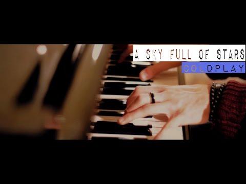 """A Sky Full Of Stars"" - Coldplay (Grand Piano Cover) - Costantino Carrara"