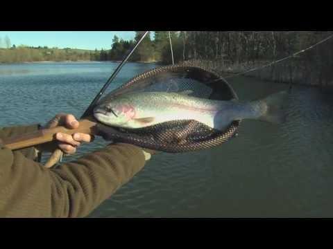 Oregon Fishing Club, Private Waters Near Portland