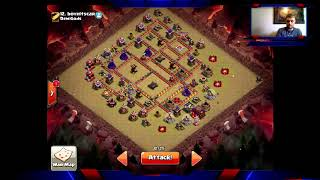 Clash Of Clans - Lords vs DemiGods