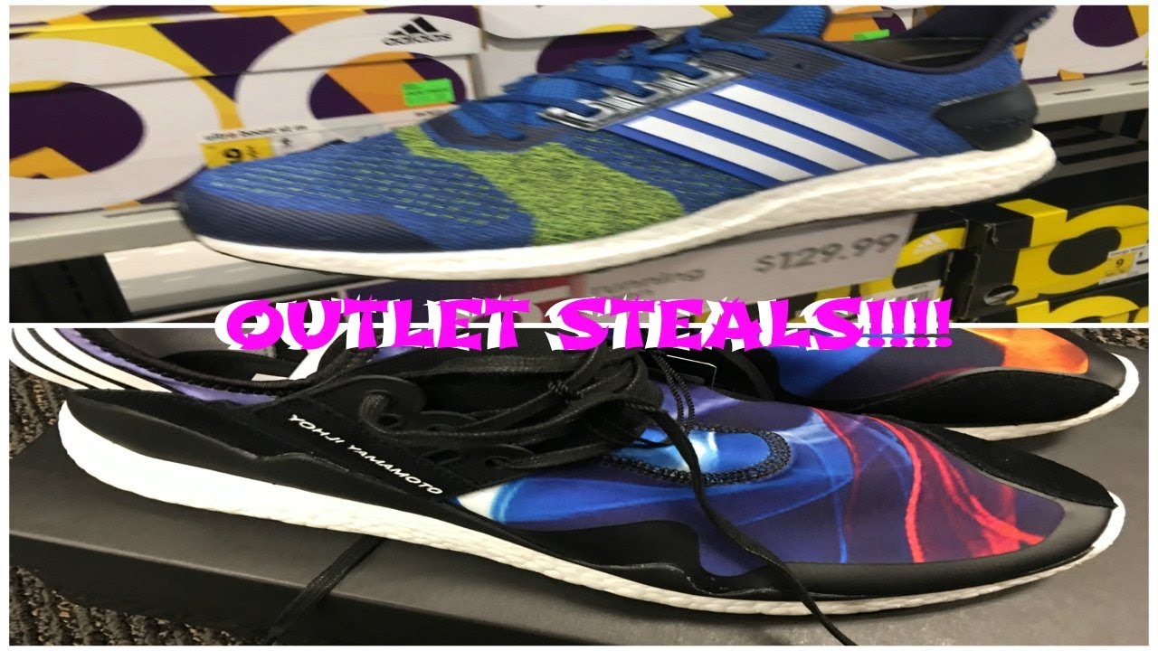 new arrival 0fb7c 8b5a0 CRAZY ADIDAS OUTLET AND NORDSTROM RACK FINDS  MUST WATCH!