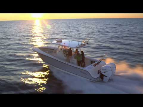 MAKO Construction: Offshore Boat Series