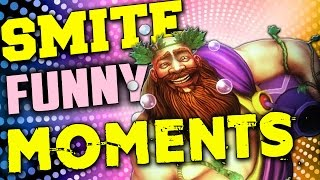 Smite: Funny Moments Montage
