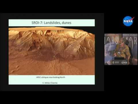 First Landing Site / EZ Workshop - Mars Equatorial 1