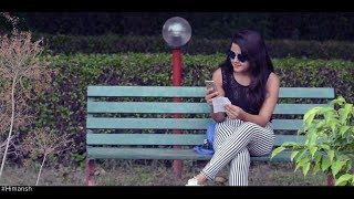 Mera Dil Bhi Kitna Pagal Hein New Cover Song |Heart touching Love Story|