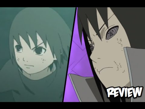 Naruto Shippuden ナルト- 疾風伝 Episode 451 Review - Itachi Shinden Episode 1 &  Team 7 VS Kaguya?!