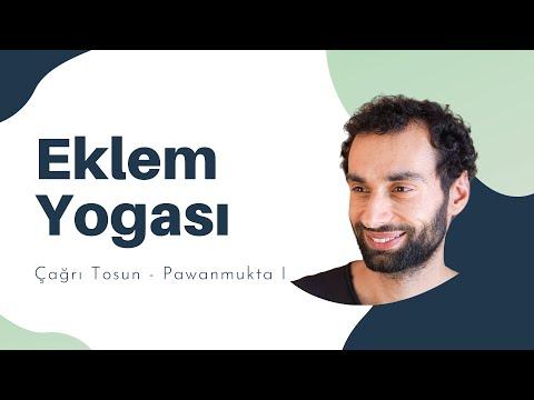 Eklem Yogası - Çağrı Tosun - Pawanmuktasana I- (Her Seviye)