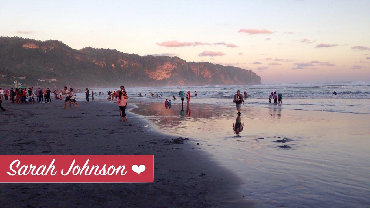 Parangtritis Beach In Yogyakarta Indonesia Beaches Near