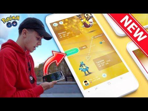 """LUCKY FRIENDS"" - A NEW Pokémon GO Feature! thumbnail"