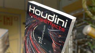 Houdini VisualEffects読了【Vtuber Live116】