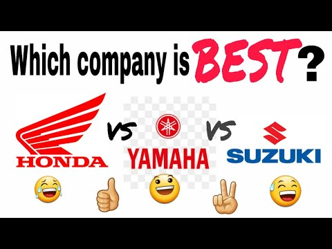 Honda, Yamaha Or Suzuki Which Is Best? 😉 / Best Bike Company Of Pakistan /