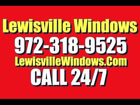 Vinyl Windows Company Lewisville