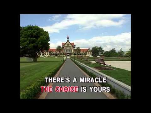 Miracle - Whitney Houston (Karaoke Cover)