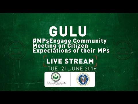 Gulu Community Dialogue