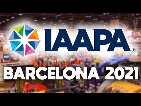 IAAPA BARCELONA 2021 I IAAPA Expo Europe 2021 Barcelona