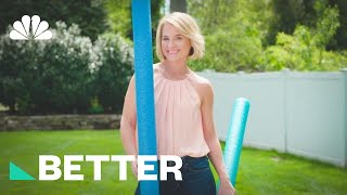 Memorial Day Hack: 4 Clever Ways To Use Pool Noodles | Better | NBC News