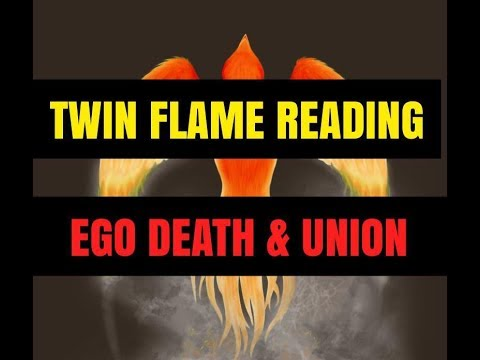 Twin Flame Reading. EGO DEATH & UNION. end of April 2019.