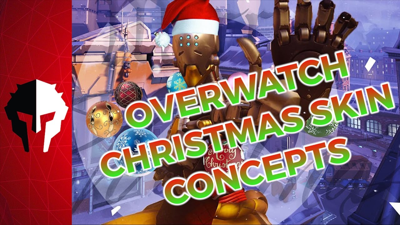 Overwatch Christmas Skins Concepts - PVP Live - Overwatch Opinion ...