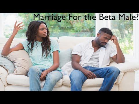Alpha female dating beta male comedian