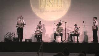 GUMBO JASS BAND - Baby won't you please come home (català) - Caixaforum de Barcelona