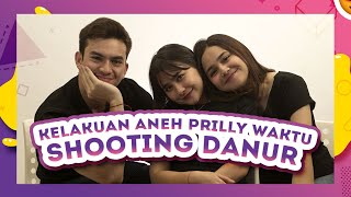 Prilly Siap Main Film Danur 7 #FamousReact