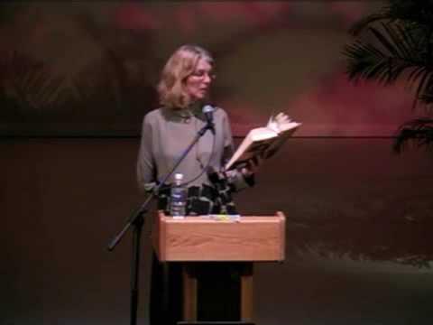 "Author Jane Smiley: ""Reading, Writing and Creativity"""