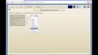 VMSG Dashboard Admin Training Module: Settings and Configuration