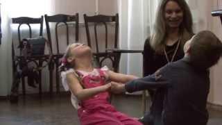 Урок актерского мастерства для детей