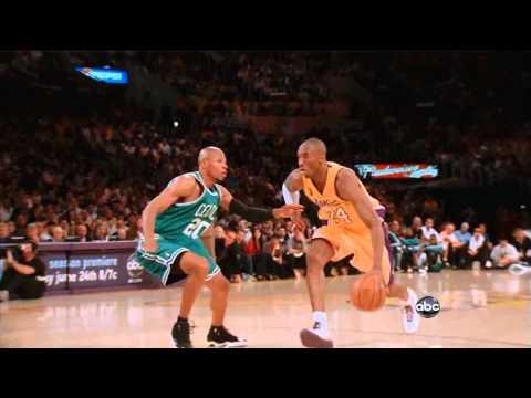 Kobe Bryant Full Series Highlights vs Boston Celtics 2008 NBA Finals