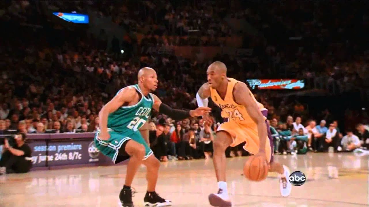 Kobe Bryant Full Series Highlights vs Boston Celtics 2008 ...