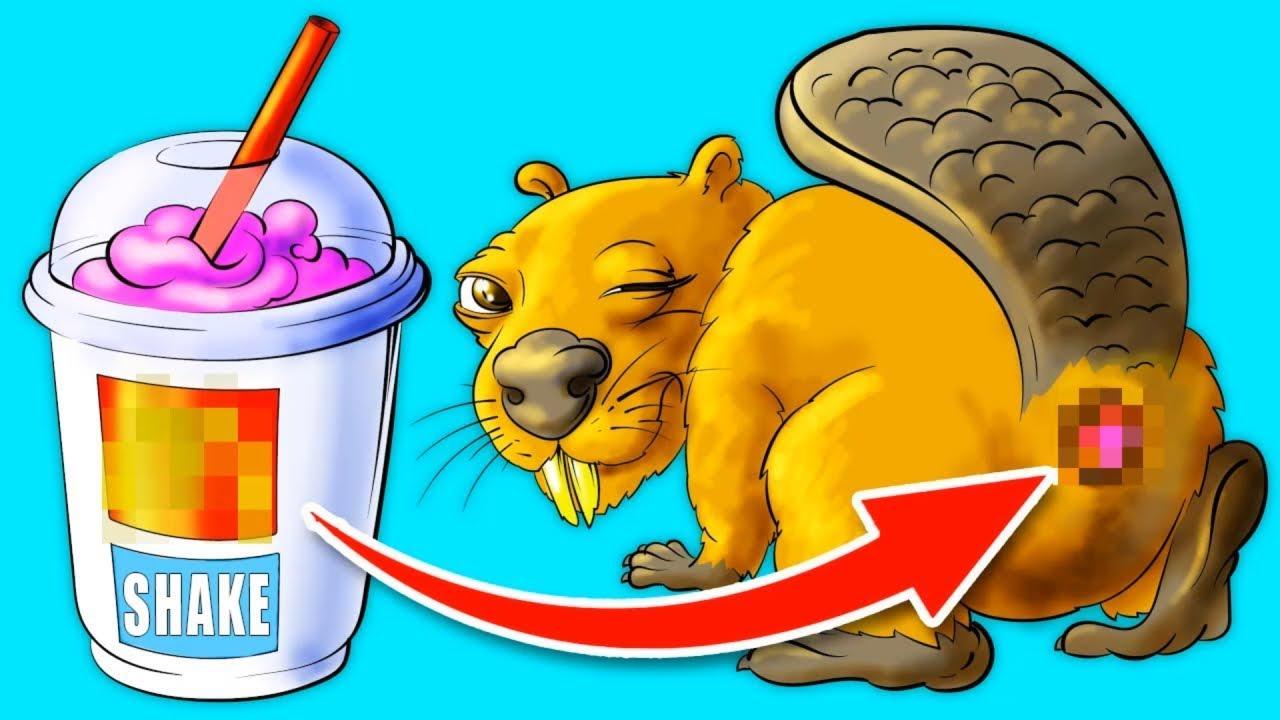 Bilmek İstemeyeceğiniz Fast Food Gerçekleri! (Yemek Yerken İzlemeyin!!)