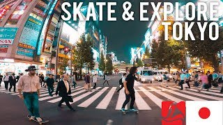 Video Skate & Explore Tokyo download MP3, 3GP, MP4, WEBM, AVI, FLV November 2018